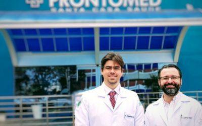 Santa Casa Realiza Primeira Trombólise Para Tratamento De AVCI